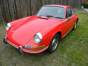 1969 Porsche 912 Coupe California Car , Free Shipping