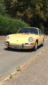 1968 Fully Restored Porsche 912 SWB Matching Numbers