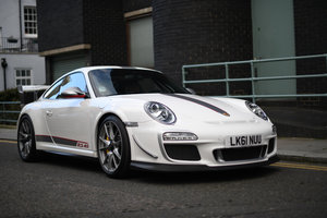 2011-PORSCHE 997 GEN II GT3 RS 4.0 GRANDPRIX WHITE -
