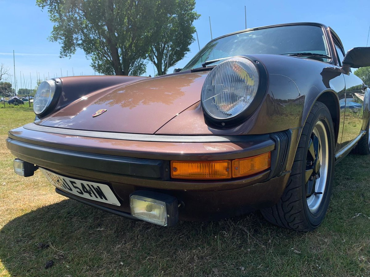 1981 Porsche 911 SC only 48k miles For Sale (picture 5 of 6)