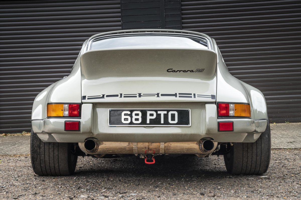 1977 PROJECT PORSCHE 911 2.8 RSR By Retrocar For Sale (picture 9 of 10)