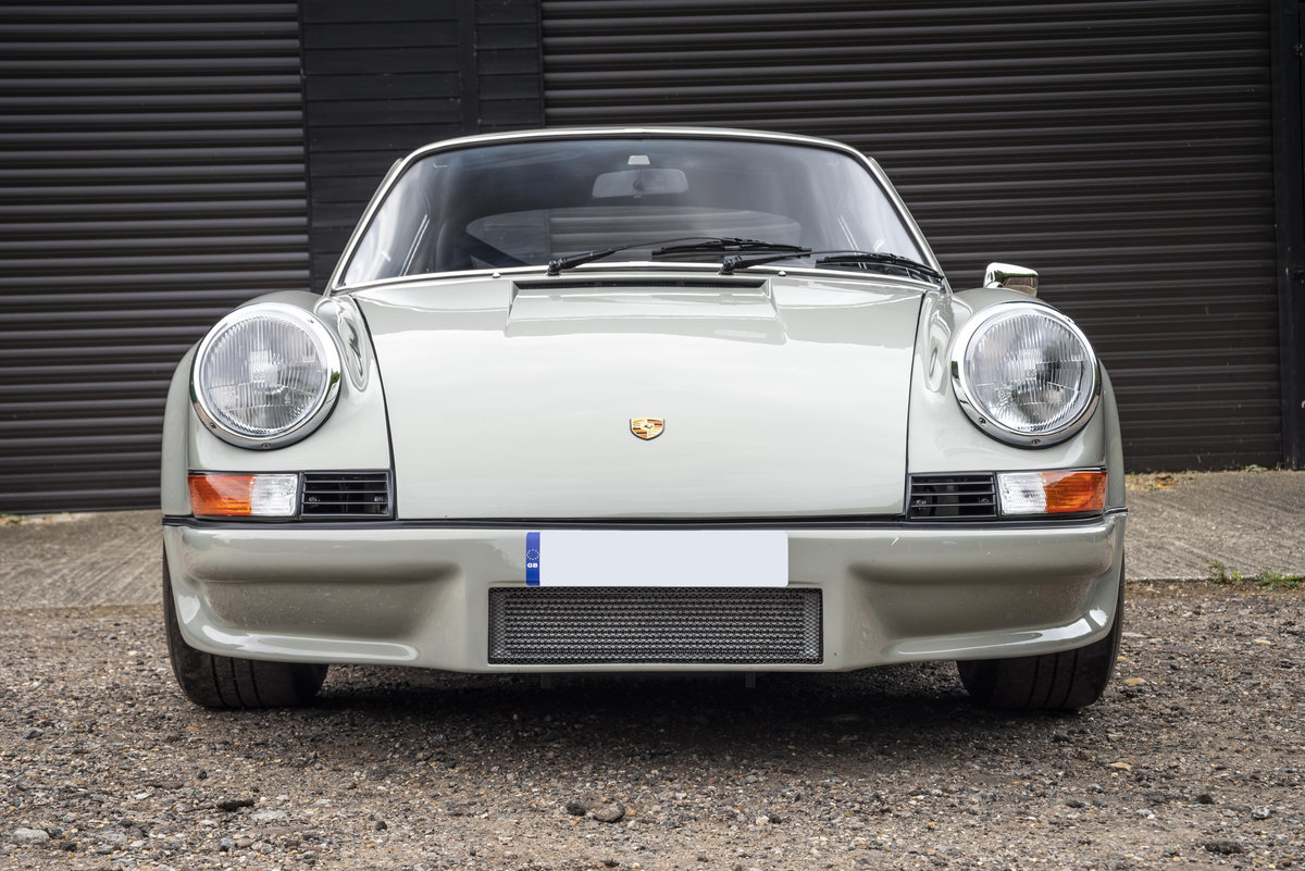 1977 PROJECT PORSCHE 911 2.8 RSR By Retrocar For Sale (picture 10 of 10)