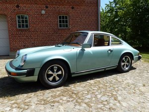 Porsche 911 2.7 Coupe - MATCHING NUMBERS