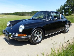 1977 Porsche 911 2.7 Coupe - elegant coupé in cultivated style For Sale
