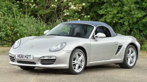 2011 Porsche Boxster 987 Generation 2 - Low mileage