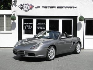 Picture of 2004 Porsche Boxster 2.7 Manual Seal Grey Huge spec stunning! SOLD