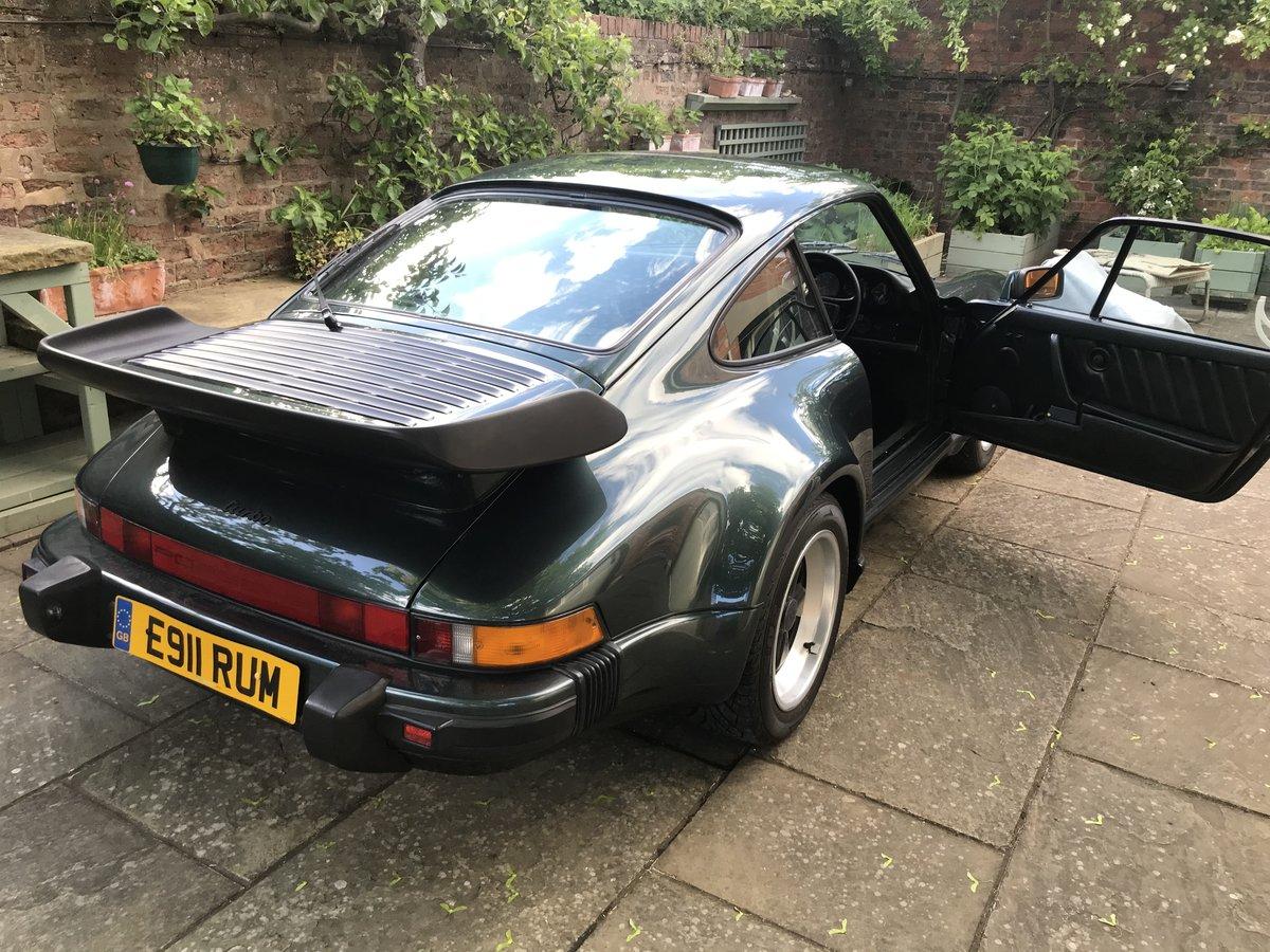 1987 Porsche 911/930 Turbo For Sale (picture 1 of 5)