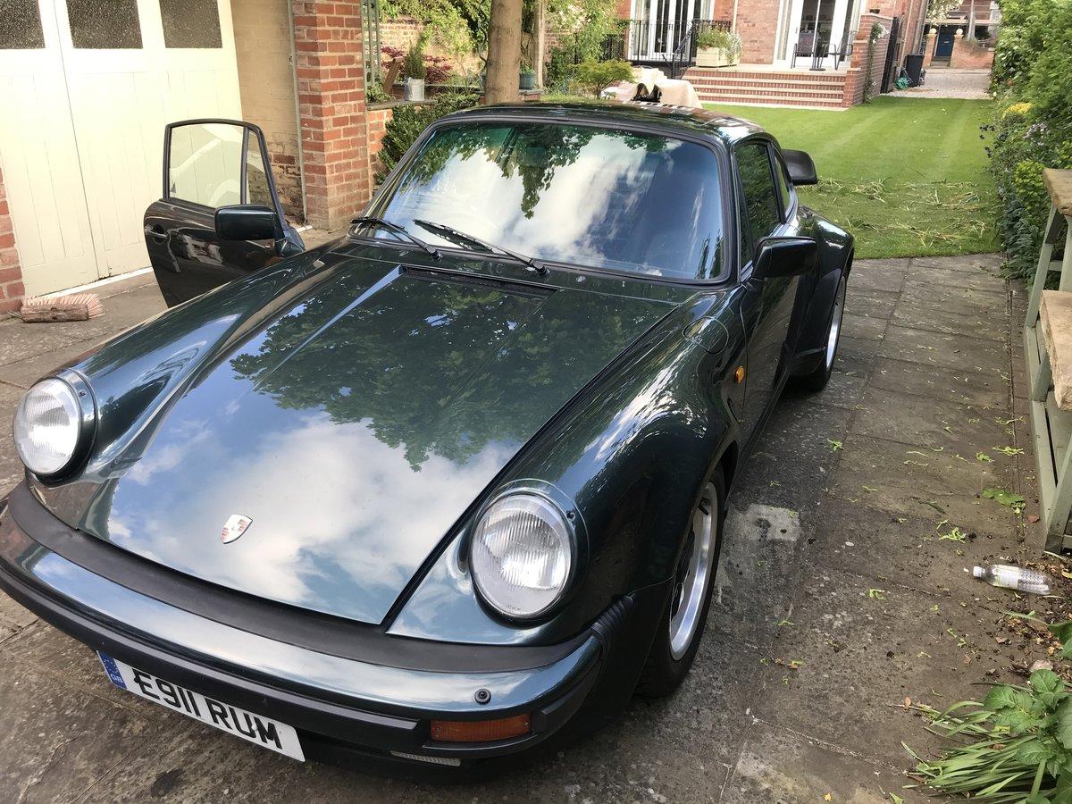 1987 Porsche 911/930 Turbo For Sale (picture 3 of 5)