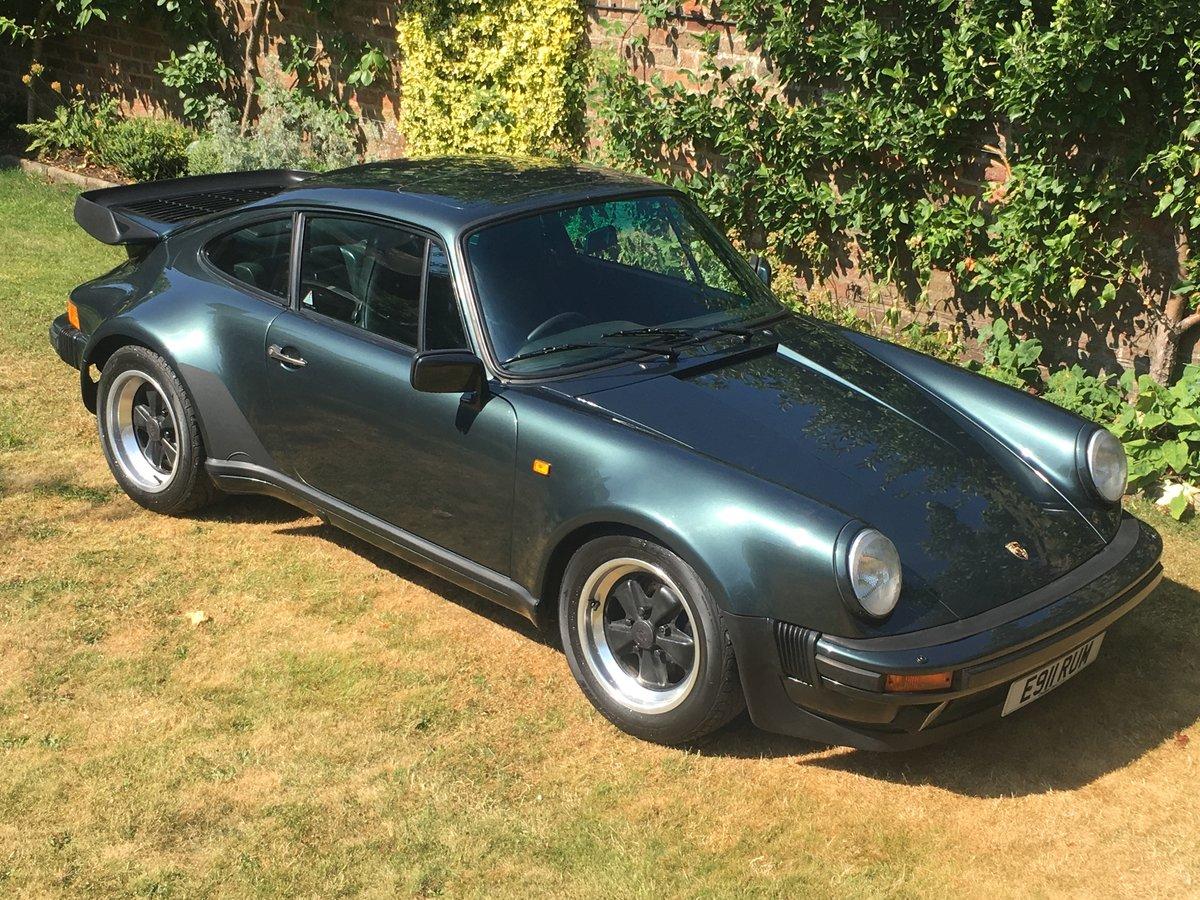 1987 Porsche 911/930 Turbo For Sale (picture 4 of 5)