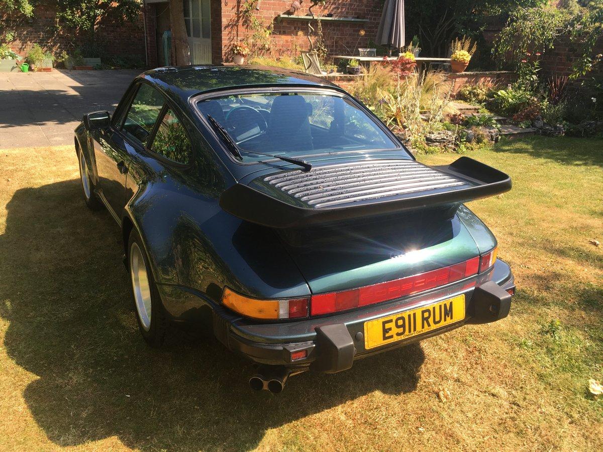 1987 Porsche 911/930 Turbo For Sale (picture 5 of 5)