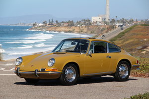 1969 912 1st paint Olive Green 1 owner Sunroof 912