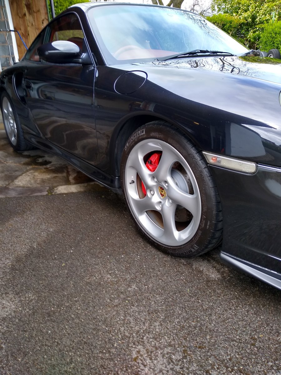 2002 Classic PORSCHE 996 TURBO Tiptronic For Sale (picture 2 of 6)