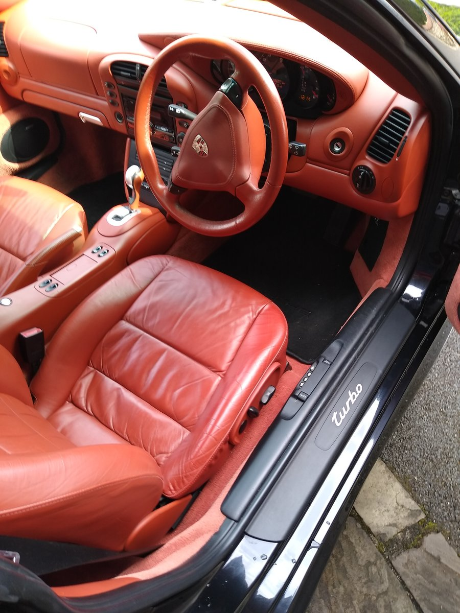 2002 Classic PORSCHE 996 TURBO Tiptronic For Sale (picture 4 of 6)