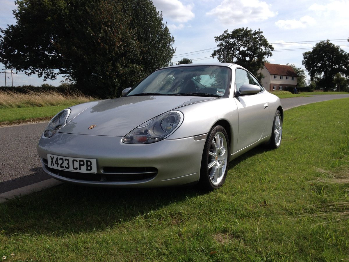 2001 996 Carrera 4 For Sale (picture 1 of 6)
