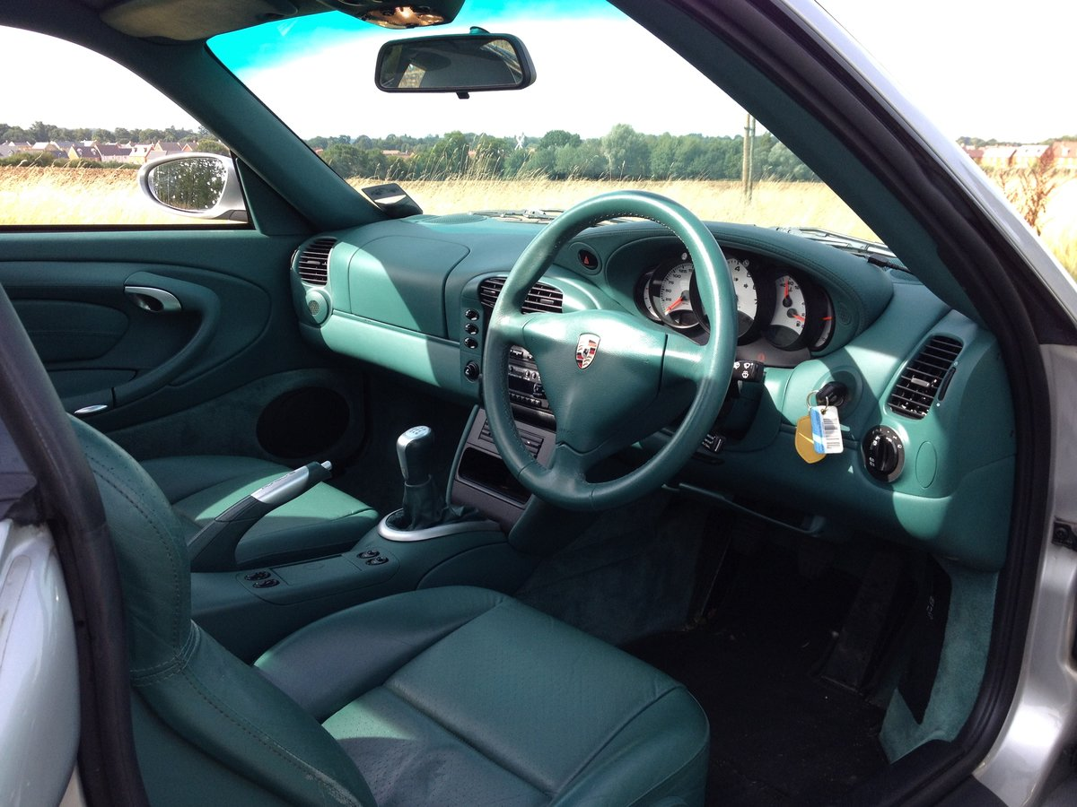 2001 996 Carrera 4 For Sale (picture 2 of 6)