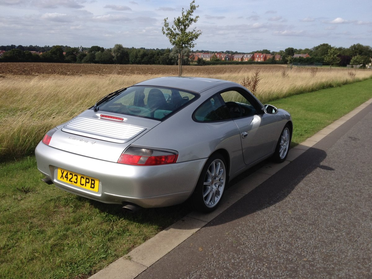 2001 996 Carrera 4 For Sale (picture 4 of 6)