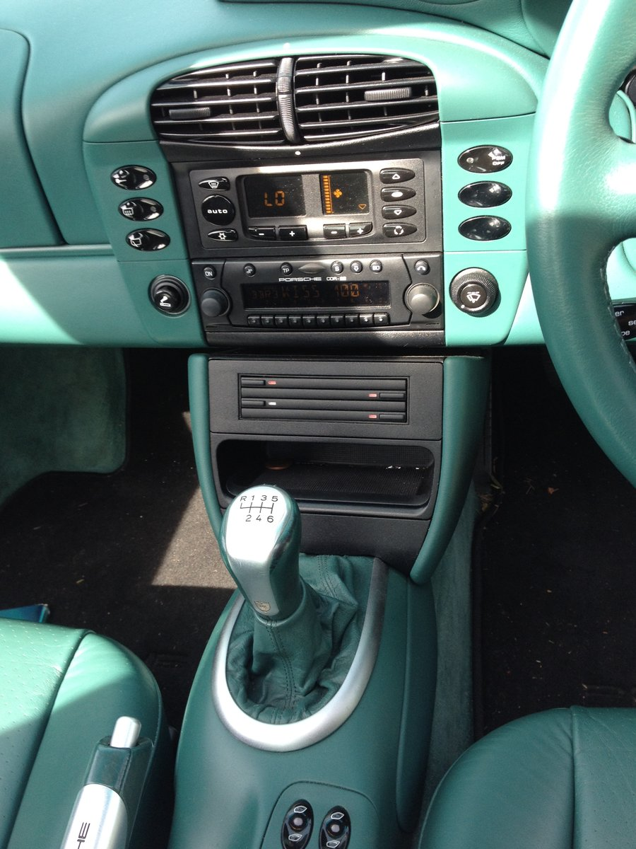 2001 996 Carrera 4 For Sale (picture 6 of 6)