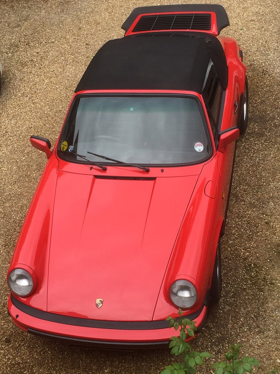 1985 Porsche 911 Classic 3.2 Cabriolet Very Good  For Sale (picture 3 of 6)