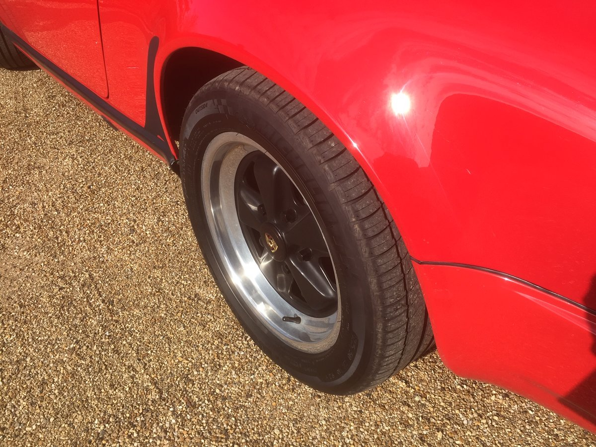 1985 Porsche 911 Classic 3.2 Cabriolet Very Good  For Sale (picture 4 of 6)