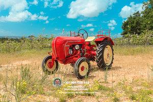 1957 Porsche Diesel Tractor