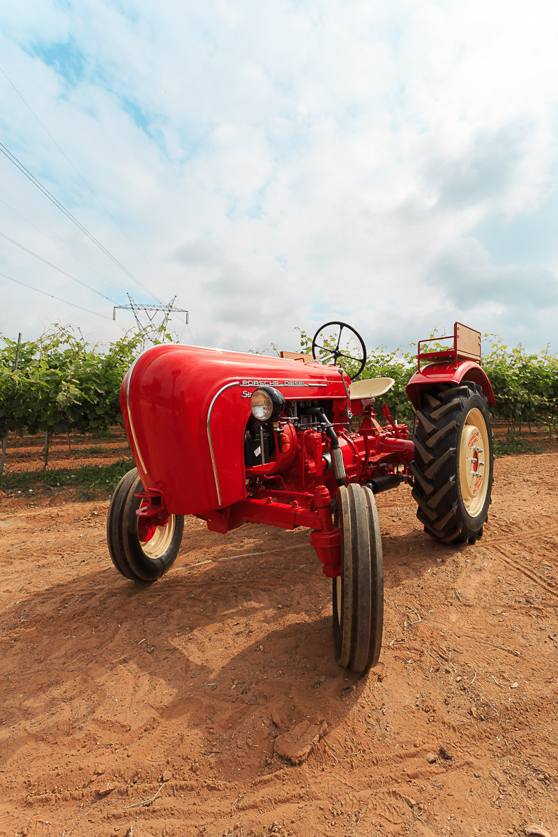 1960 Vintage Porsche Tractor For Sale (picture 1 of 6)