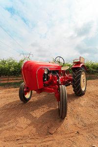 Vintage Porsche Tractor