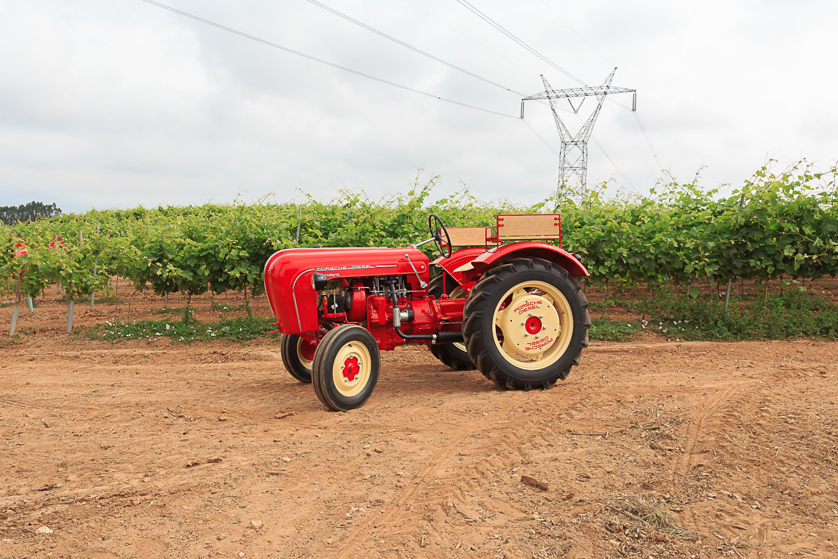 1960 Vintage Porsche Tractor For Sale (picture 2 of 6)
