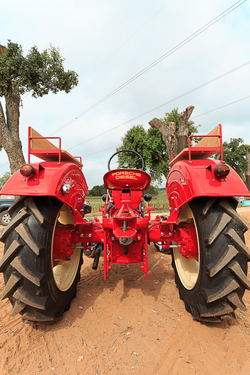1960 Vintage Porsche Tractor For Sale (picture 3 of 6)