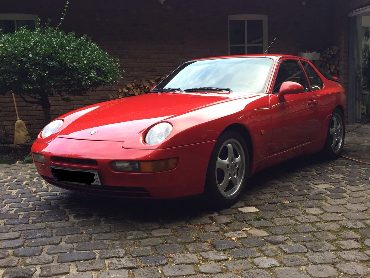 1994 Porsche 968 Club Sport LHD For Sale (picture 1 of 6)