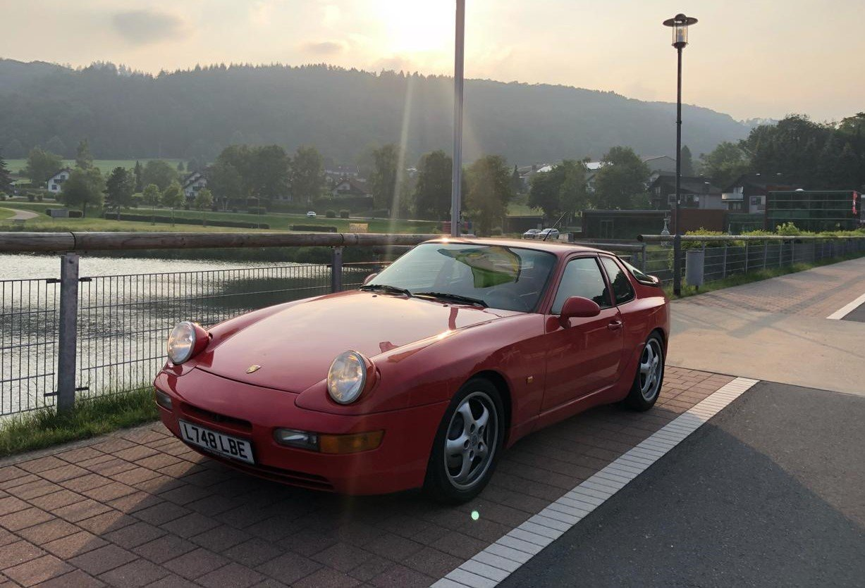 1994 Porsche 968 Club Sport LHD For Sale (picture 5 of 6)