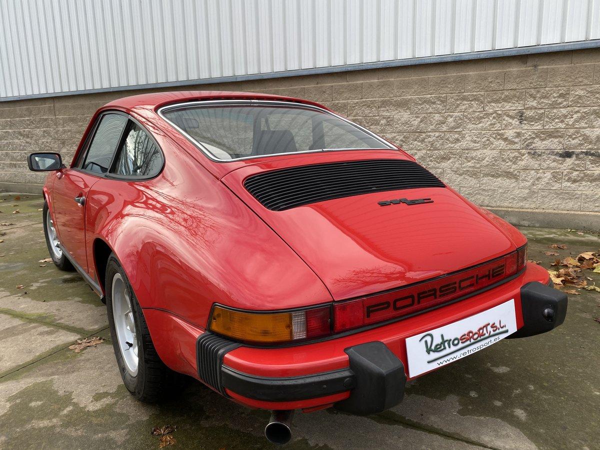 1978 Porsche 911 SC For Sale (picture 3 of 6)