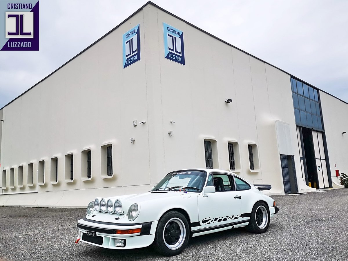 1979 PORSCHE 911.930 3.0 SC READY TO RACE HISTORIC RALLY  For Sale (picture 1 of 6)
