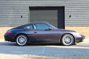 Porsche 911 996 Carrera 4 Manual - IMS Done