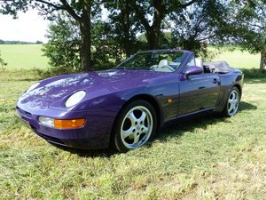 Picture of 1994 Porsche 968 Convertible - powerful 3-litre engine
