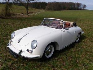 1963 Porsche 356 BT6 1600 - best condition
