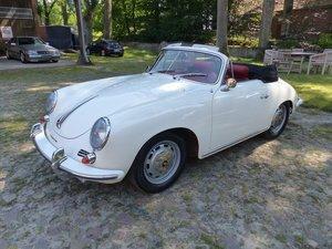 Picture of 1963 Porsche 356 C 1600 SC  - very fine