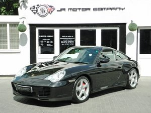 Picture of 2004 911 996 Carrera 4 S Manual Basalt Black only 24000 Miles! SOLD