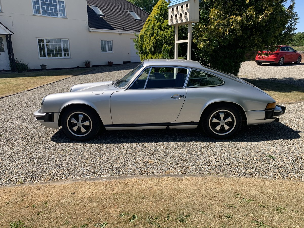 1974 RHD Porsche 911s 2.7litre matching numbers uk car For Sale (picture 1 of 6)