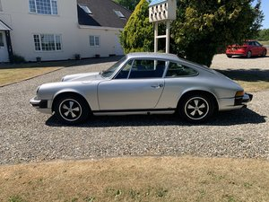 RHD Porsche 911s 2.7litre matching numbers uk car