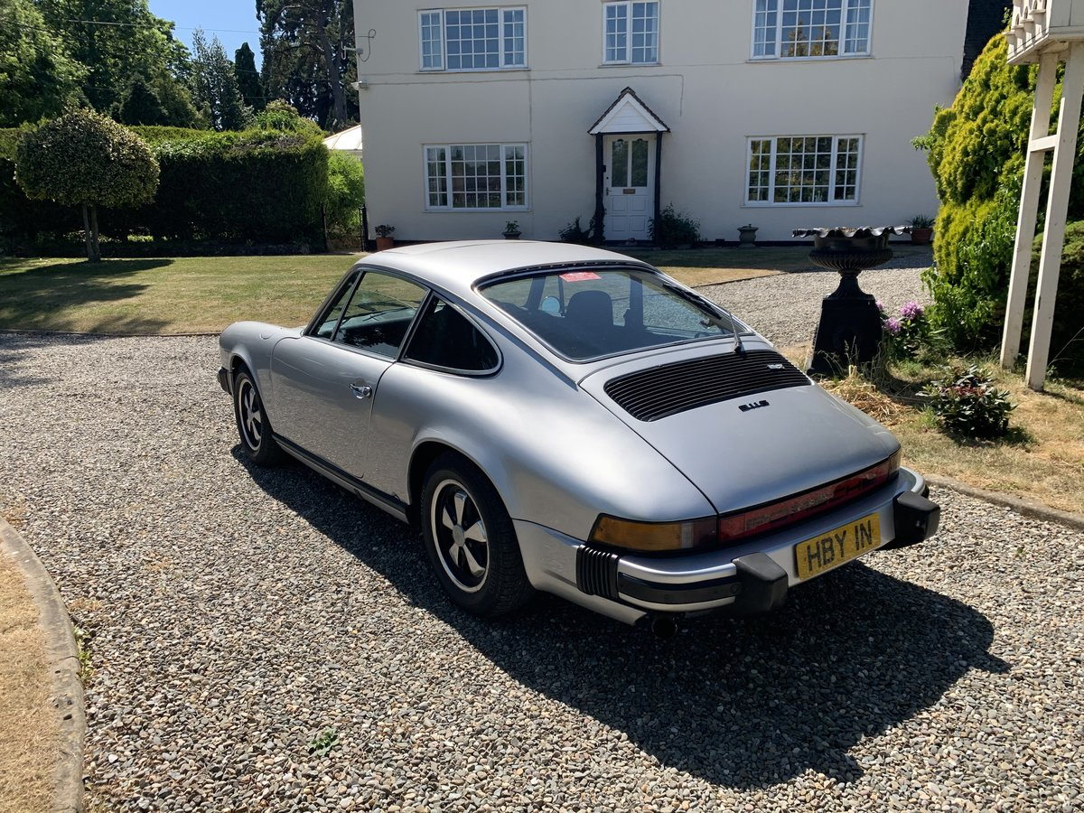 1974 RHD Porsche 911s 2.7litre matching numbers uk car For Sale (picture 2 of 6)