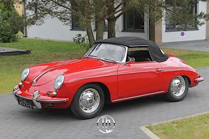 Porsche 356 ROADSTER 1960R RESTORED CLASSIC DATA A1  For Sale