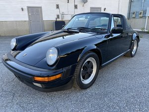 1984 porsche 911 Targa carrera excellent condition