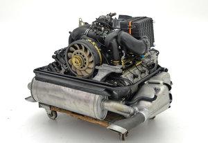 PORSCHE 964 3.6 ENGINE