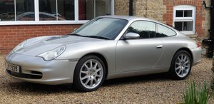 2003 911 Carrera 4  3.6 Coupe Manual. (996) 45000 miles. FSH.  SOLD