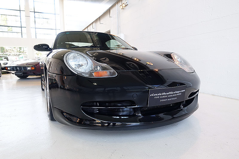 One of 42 AUS del. MY 2000 Porsche 911/996 GT3, low kms For Sale (picture 1 of 6)