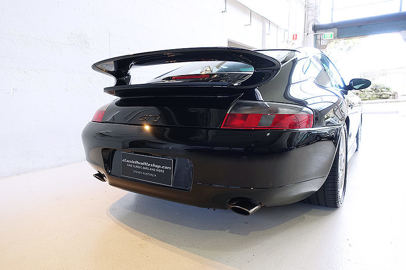 One of 42 AUS del. MY 2000 Porsche 911/996 GT3, low kms For Sale (picture 2 of 6)