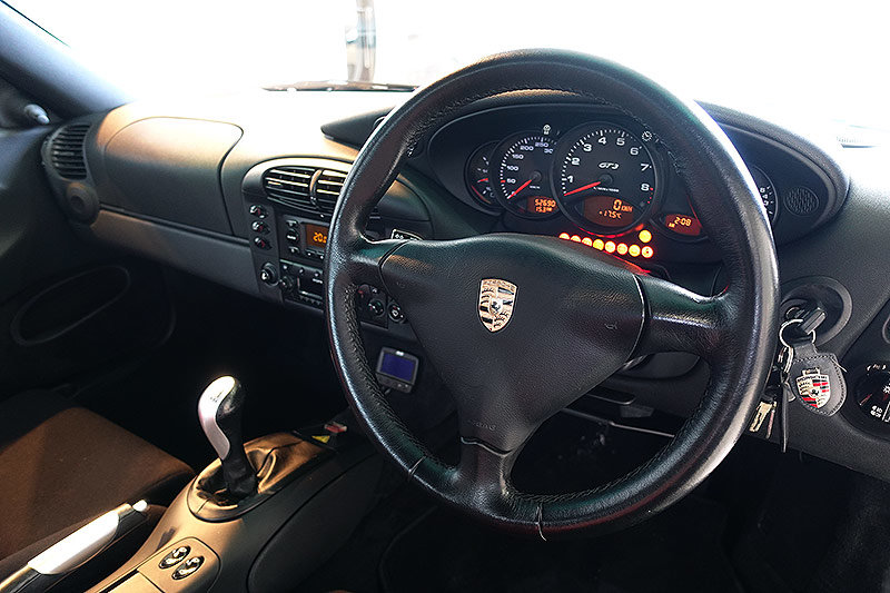 One of 42 AUS del. MY 2000 Porsche 911/996 GT3, low kms For Sale (picture 6 of 6)