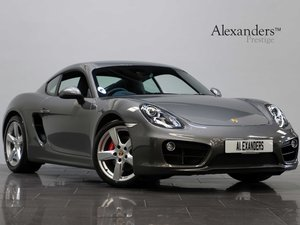 14 14 PORSCHE CAYMAN S 3.4 MANUAL AUTO