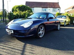 2002 Porsche 911 carrera 4 tip