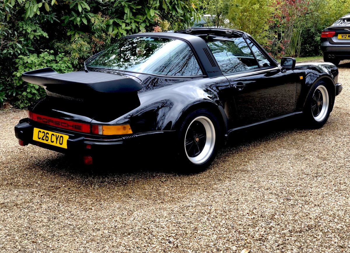 1985 911 targa super sport Now Sold SOLD (picture 1 of 6)